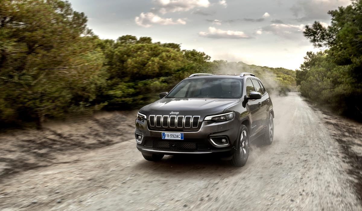 Nuova Jeep Cherokee 2019 fuoristrada auto a trazione integrale