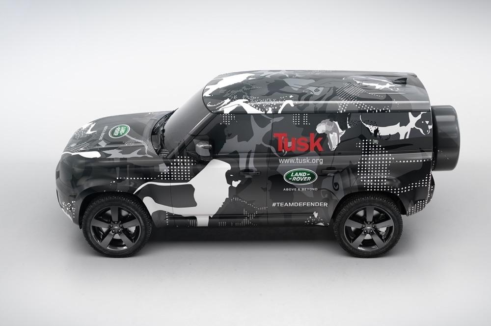 Nuova Land Rover Defender 2020