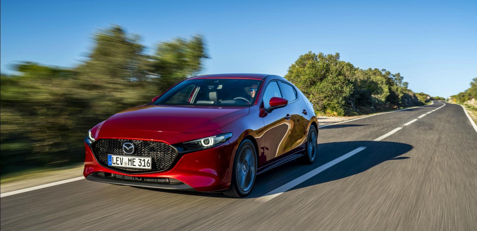 Nuova Mazda3 2019 10 segreti