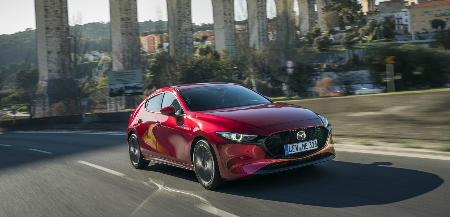 Nuova Mazda3 2019 come va