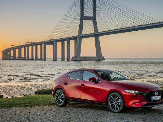 Nuova Mazda3 2020 statica