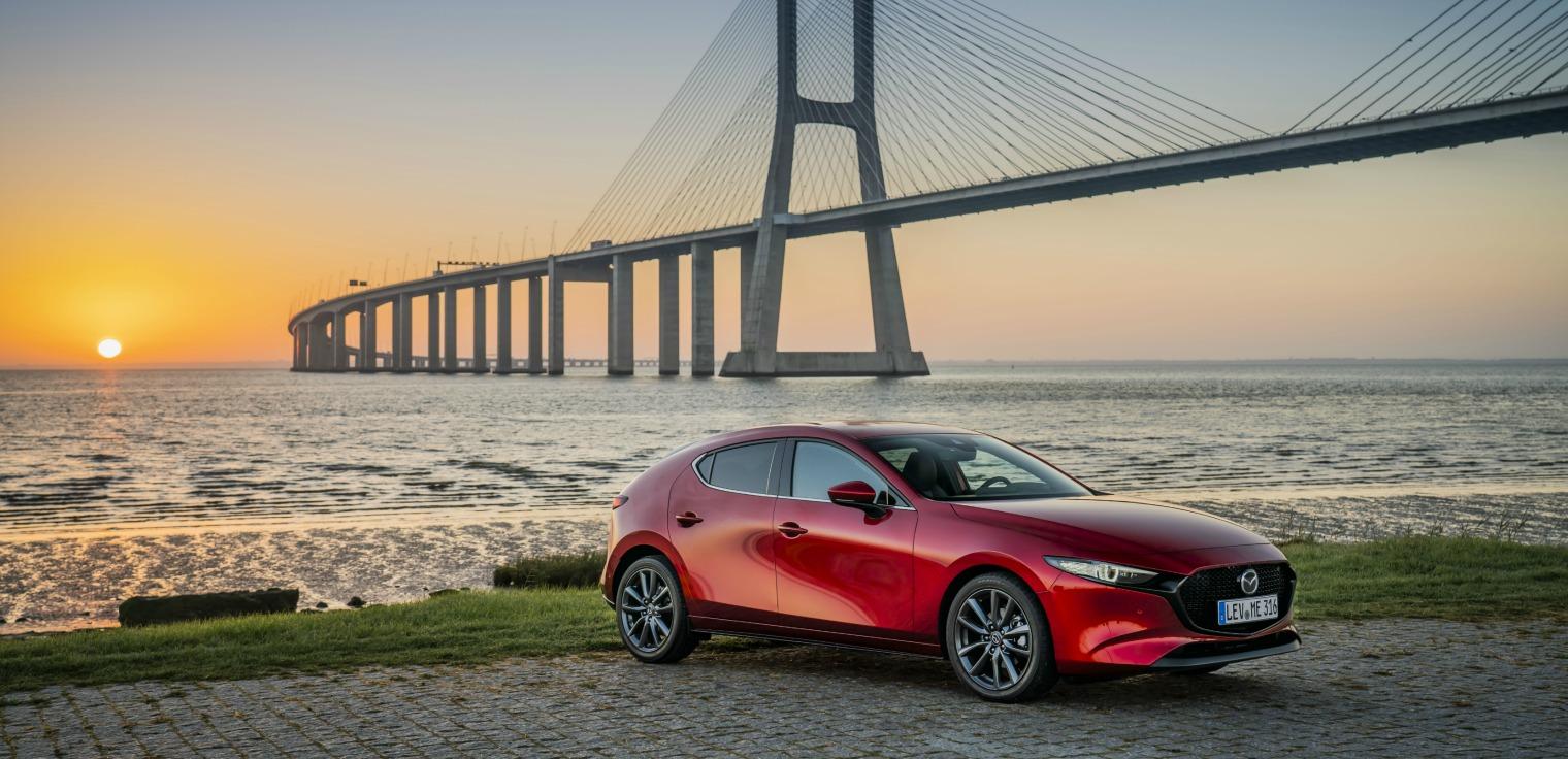Nuova Mazda3 2019 statica