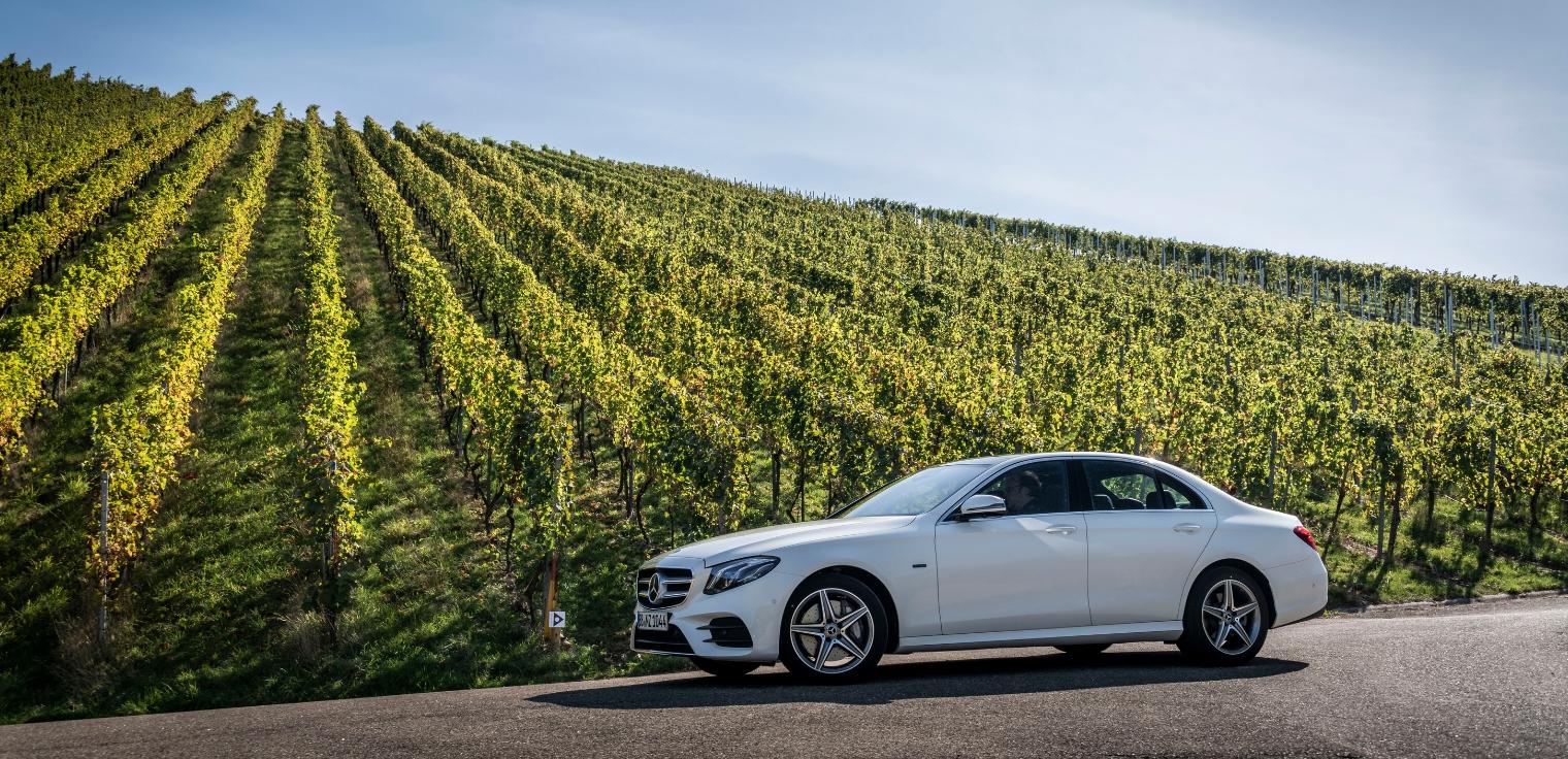 Nuova Mercedes Classe E ibrida plug-in diesel 2019