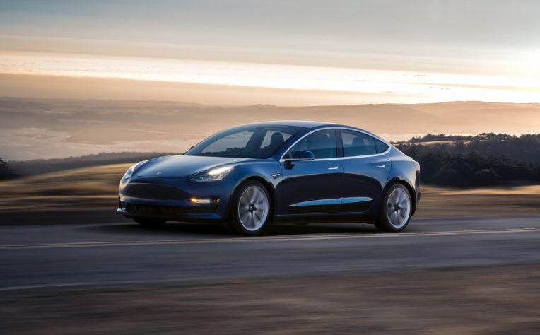 Nuova Tesla Model 3 2019