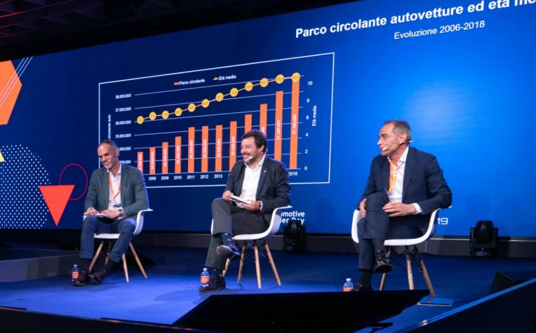 Plinio Vanini Automotive Dealer Day 2019