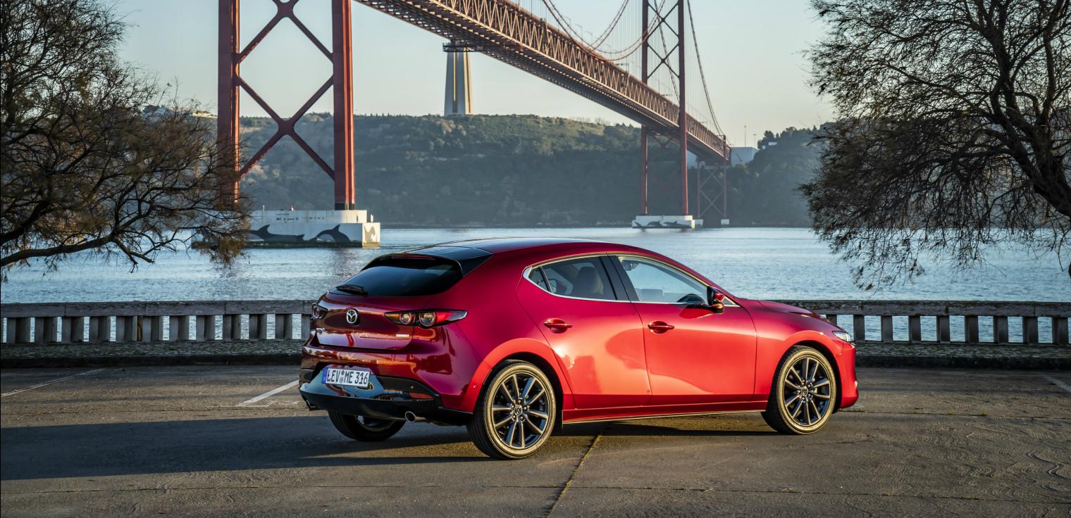 Posizionamento nuova Mazda3 2019