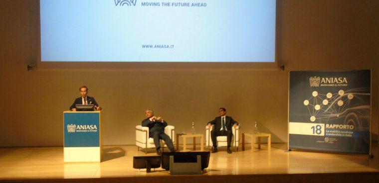 Presentazione Rapporto Aniasa 2019 Roma