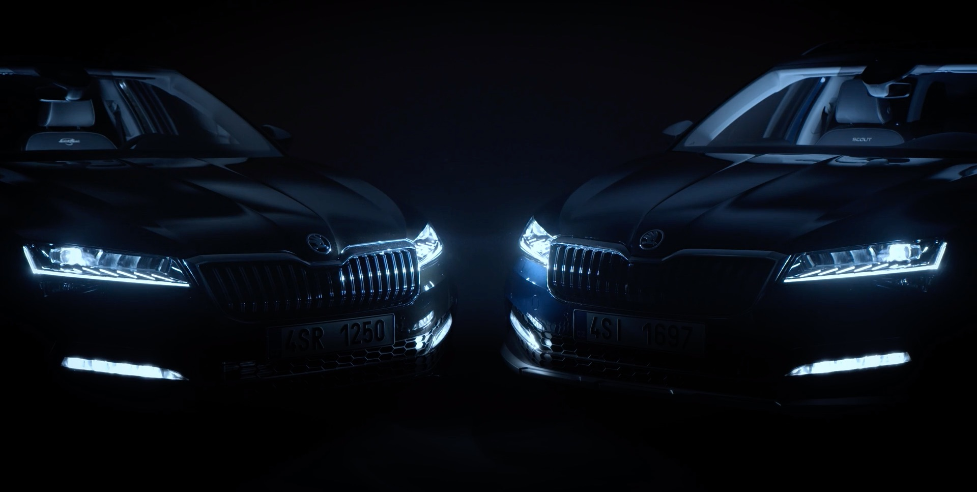 Skoda Superb restyling 2020