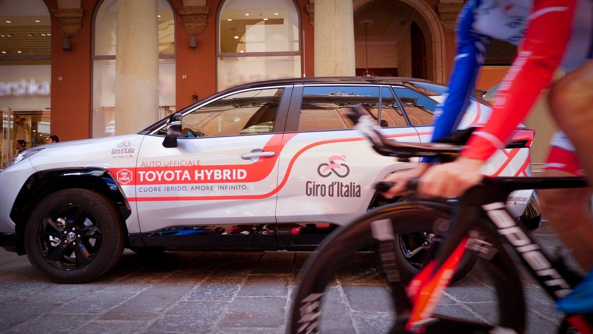 Toyota - Giro - 1 Tappa