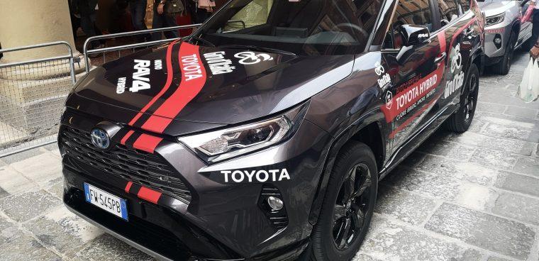 Toyota - RAV4 - Giro - Club
