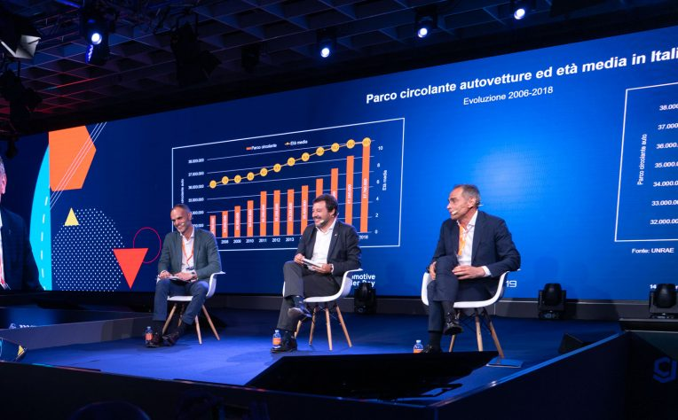 Automotive Dealer Day 2019: intevengono Matteo Salvini e Plinio Vanini
