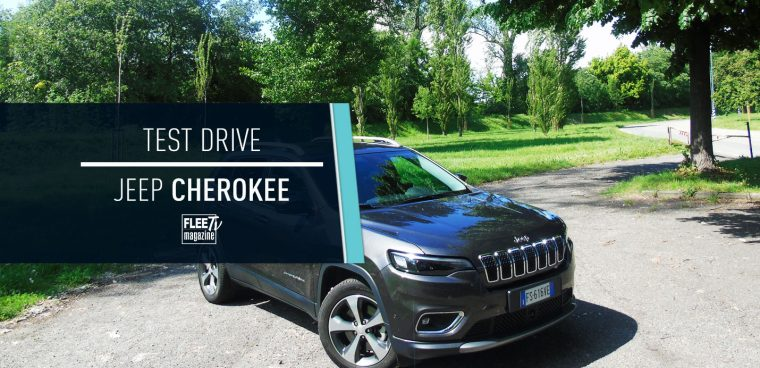 test drive Jeep Cherokee video