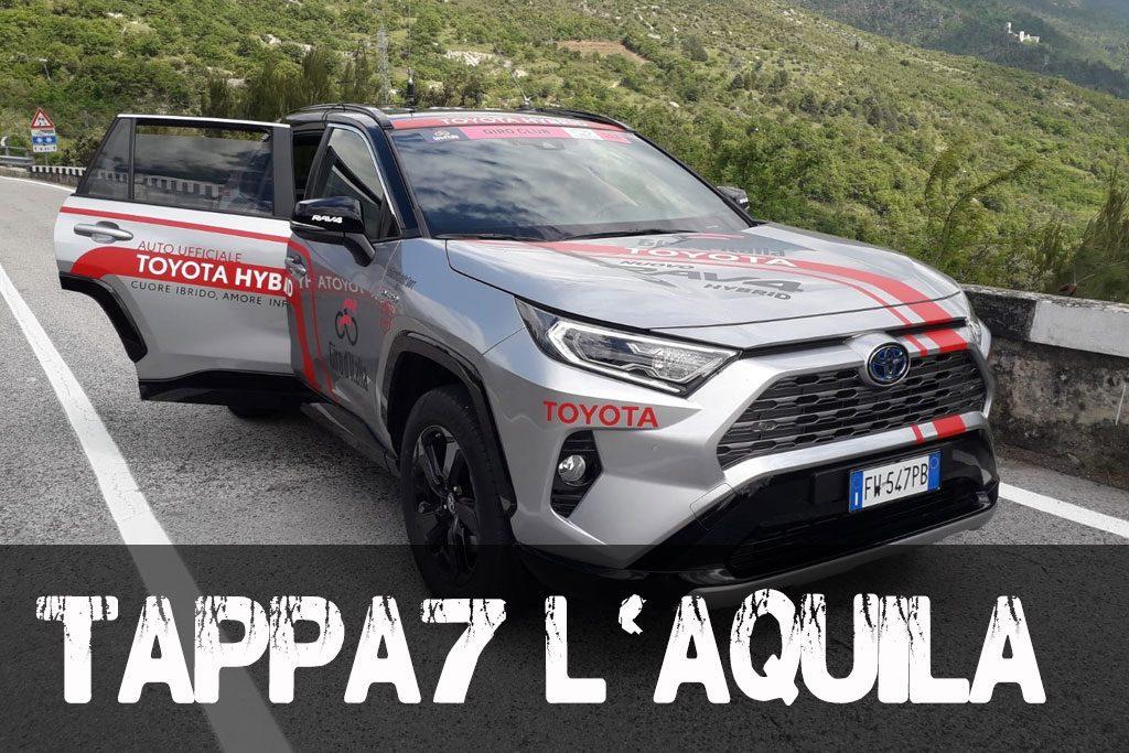 Giro Hybrid 2019 Vasto/L'aquila