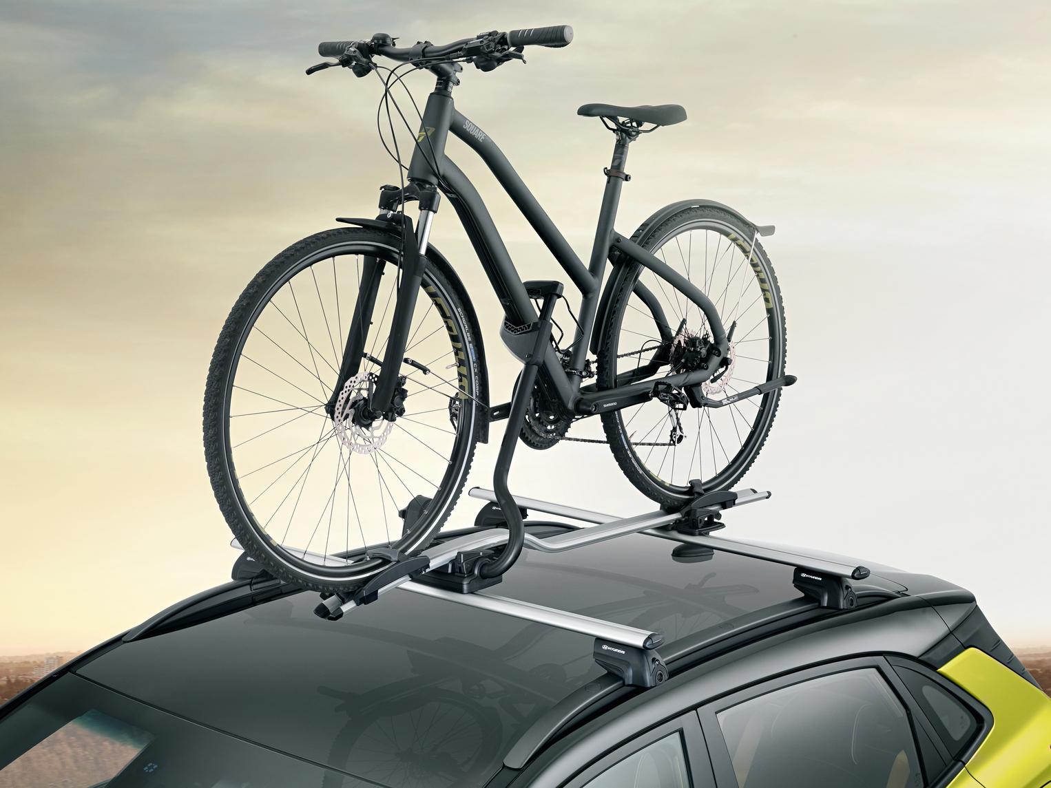 Hyundai FreeTime: noleggio barre porta-bici