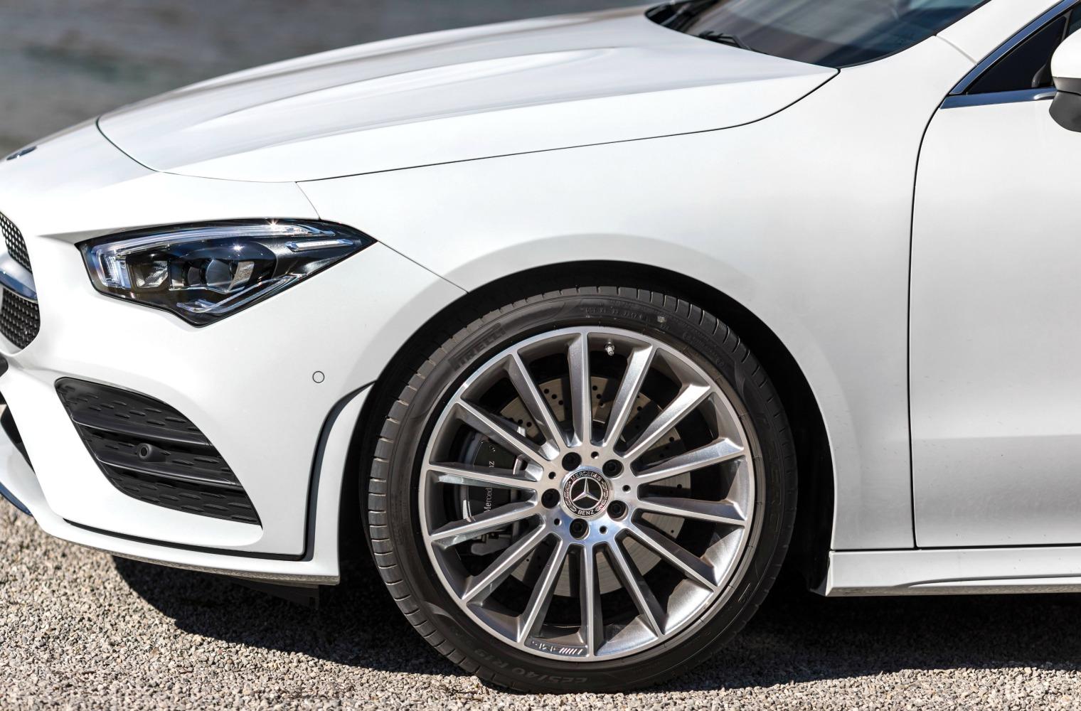 lancio nuova Mercedes CLA Coupe