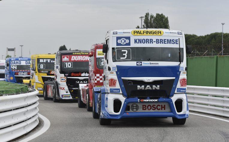 Misano Grand Prix Truck 2019, Visirun è sponsor