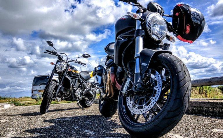 noleggio delle moto