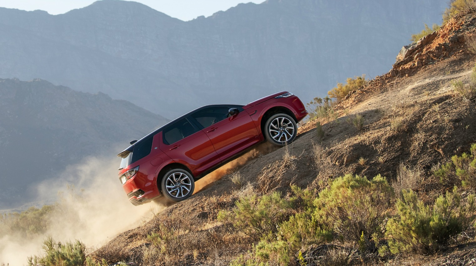 nuova Land Rover Discovery Sport 2019