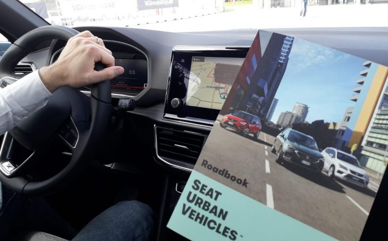Presentazione gamma urban Suv Seat
