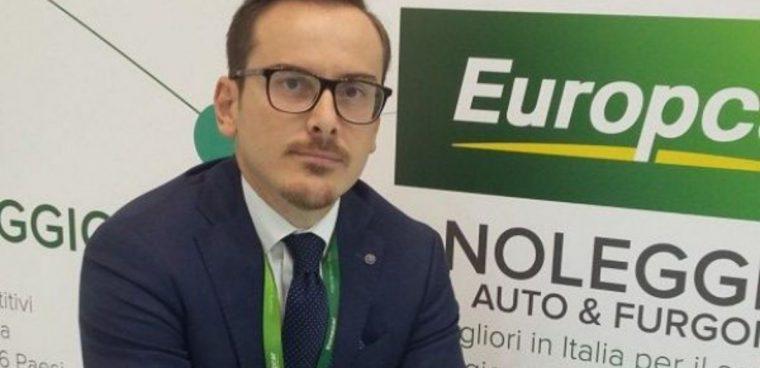 Riccardo Mastrovincenzo nominato Sales & Marketing Director di Europcar Mobility Group Italia
