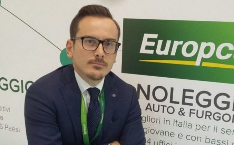 Riccardo Mastrovincenzo nominato Sales & Marketing Director di Europcar Mobility Group Italia