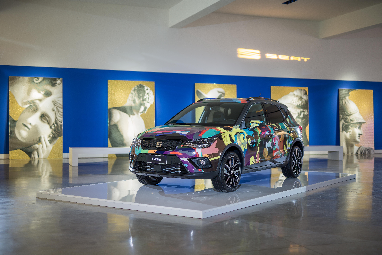 Seat Arona: nuova gamma Suv 2019