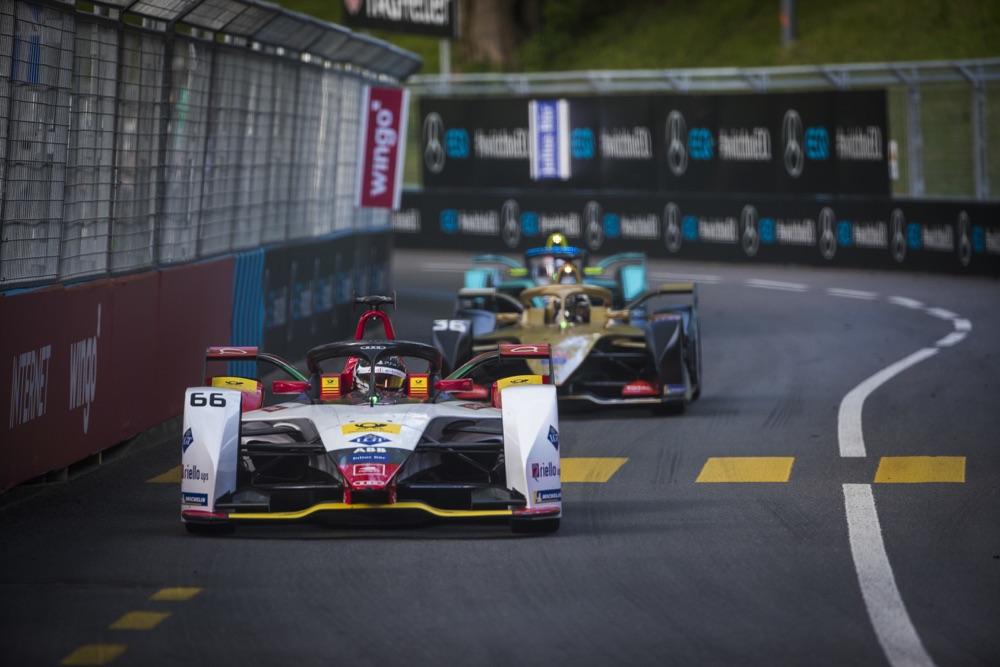 Audi Di Grassi ePrix Berna 2019