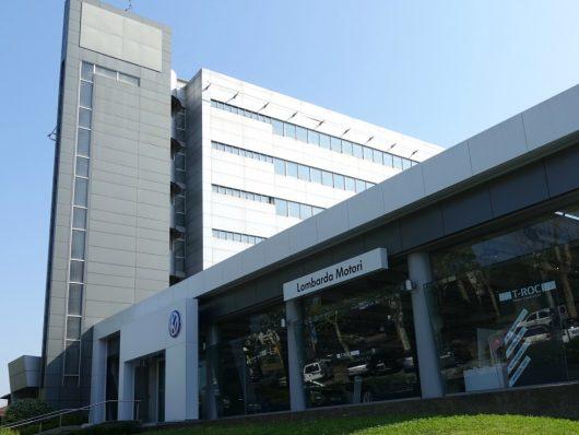 Esterno sede Lombarda Motori