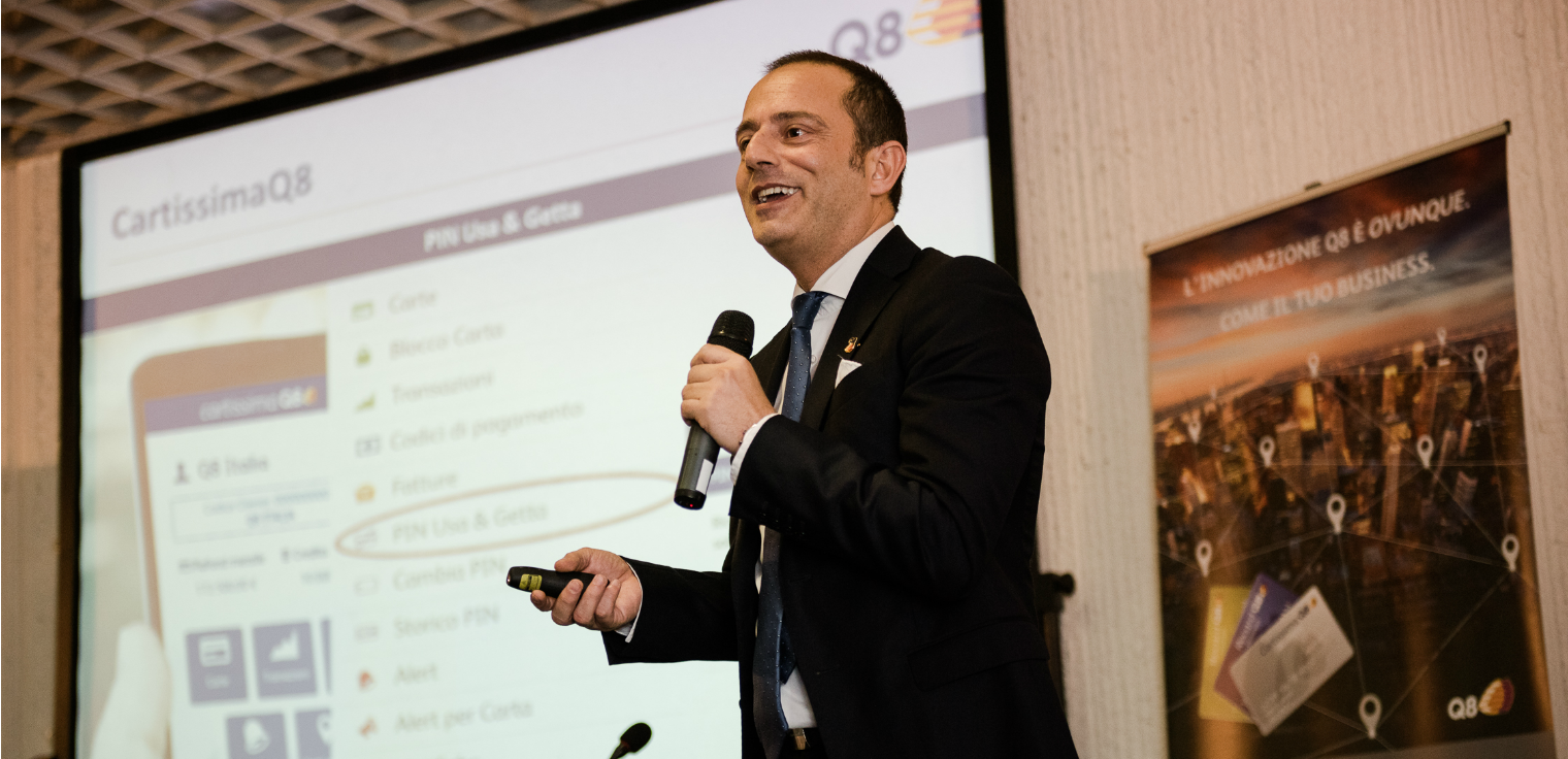 Fabio Curtacci Q8