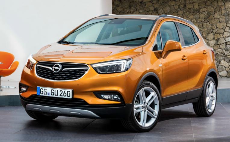 Noleggiare Opel Mokka X