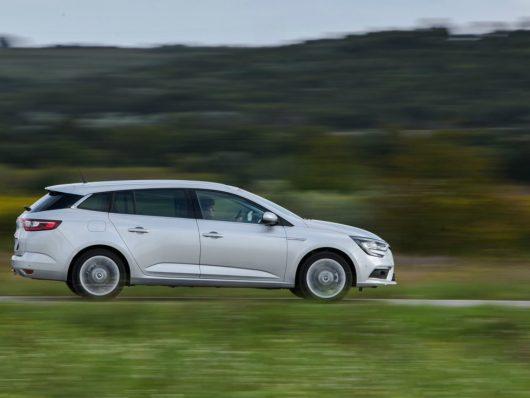 Noleggiare Renault Megane Sporter