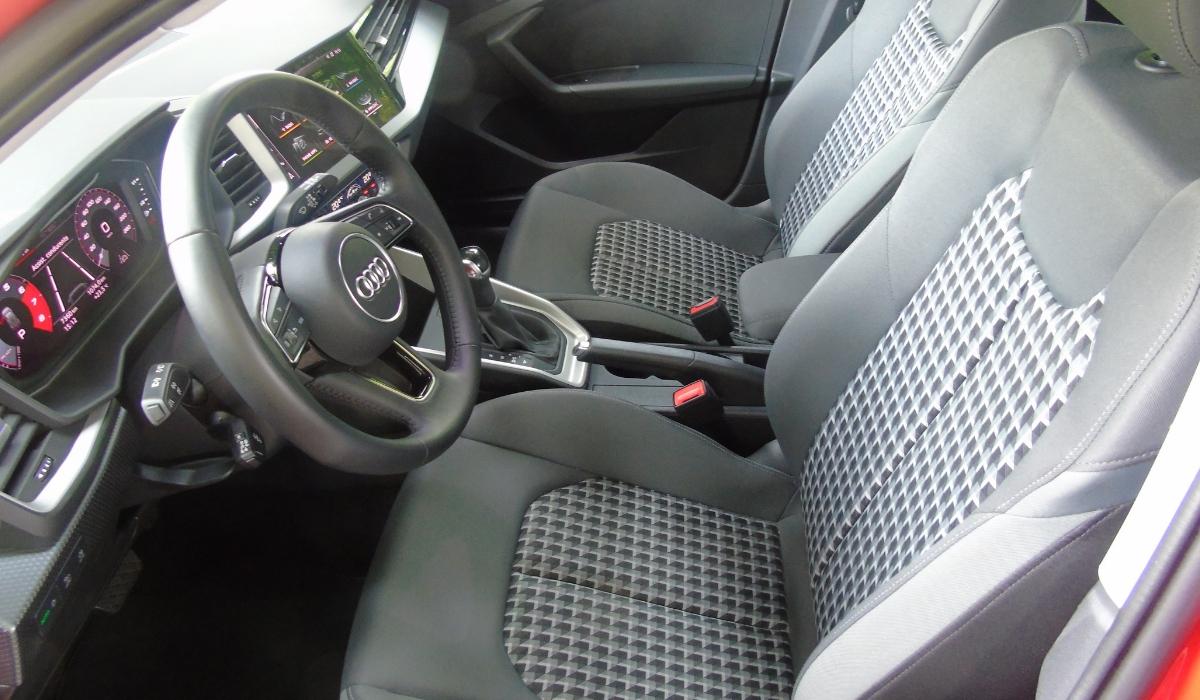 Nuova Audi A1 Sportback 2019 interni