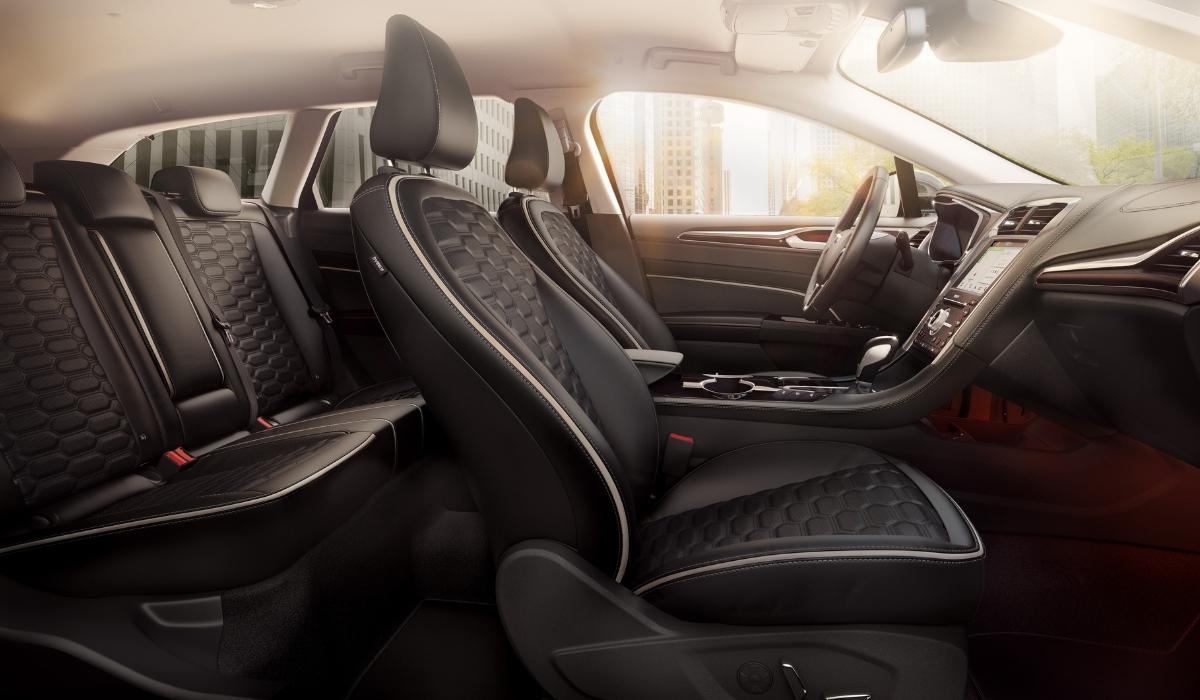 Nuova Ford Mondeo wagon hybrid 2019 abitacolo