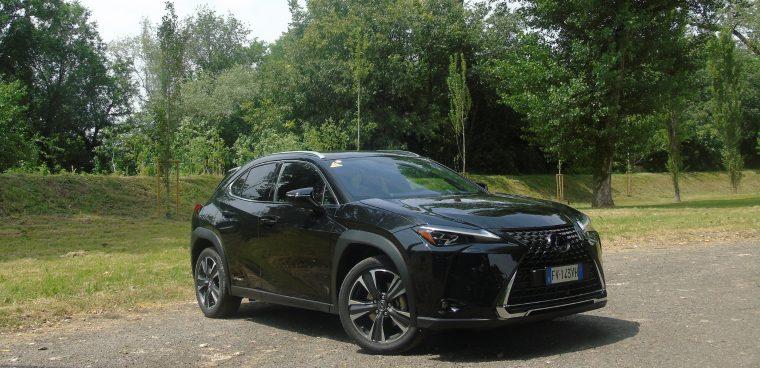 Nuova Lexus UX 2019 test drive