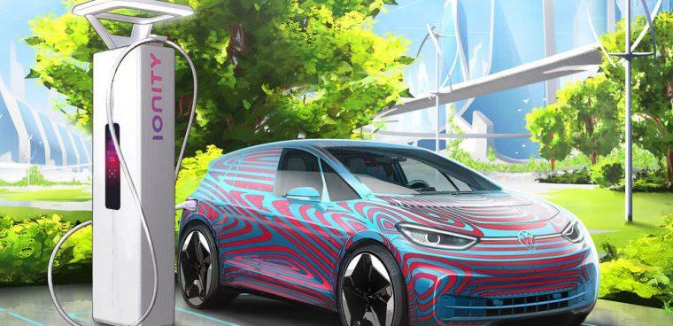 Punti di ricarica auto elettriche Volkswagen