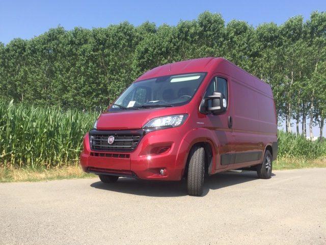 Fiat Ducato 2020: ricco di sistemi di assistenza alla guida