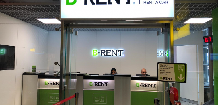 B-Rent noleggio breve termine aeroporti Catania e Cagliari