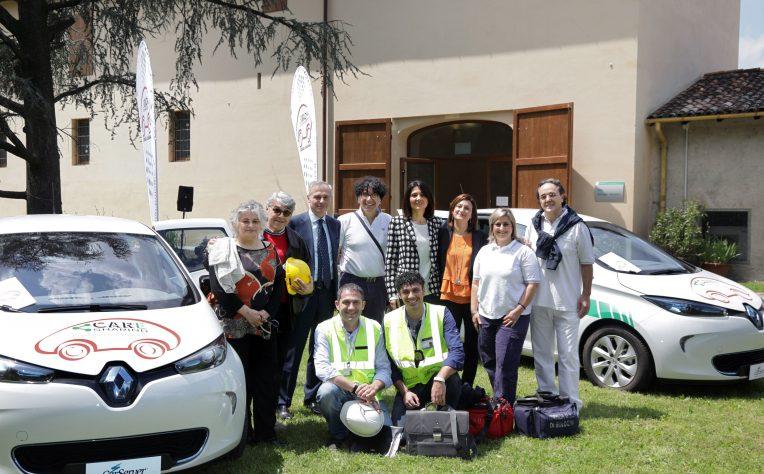 Car sharig azie dale di AUSL Bologna, fornito da Car Server