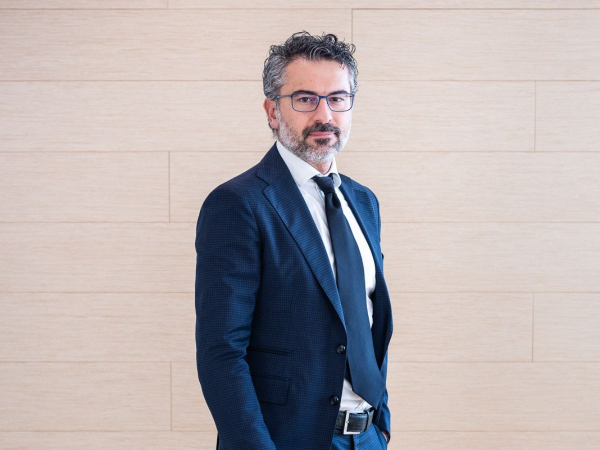 Claudio Catania, uovo Responsible for LEasys Polska Project
