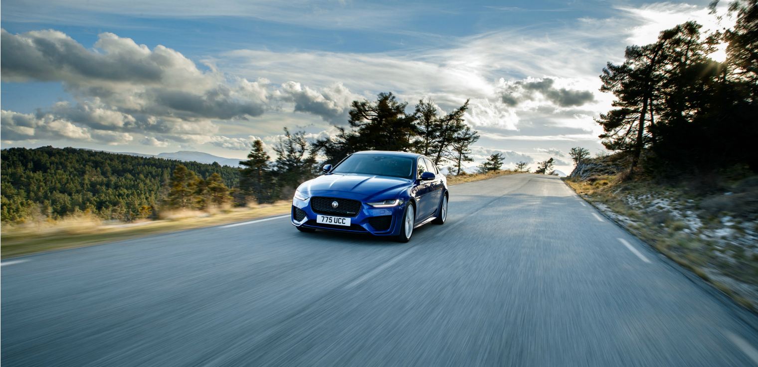 comfort nuova Jaguar XE