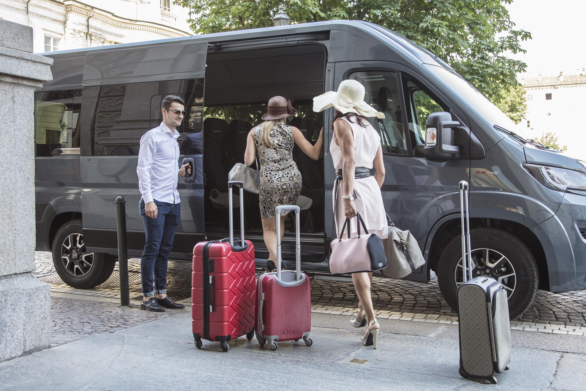 Fiat Ducato 2020 per il trasporto di persone