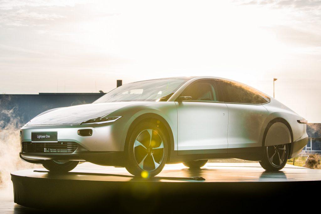 Toyota Corolla Le >> Lightyear One, la prima auto elettrica a energia solare | Fleet Magazine
