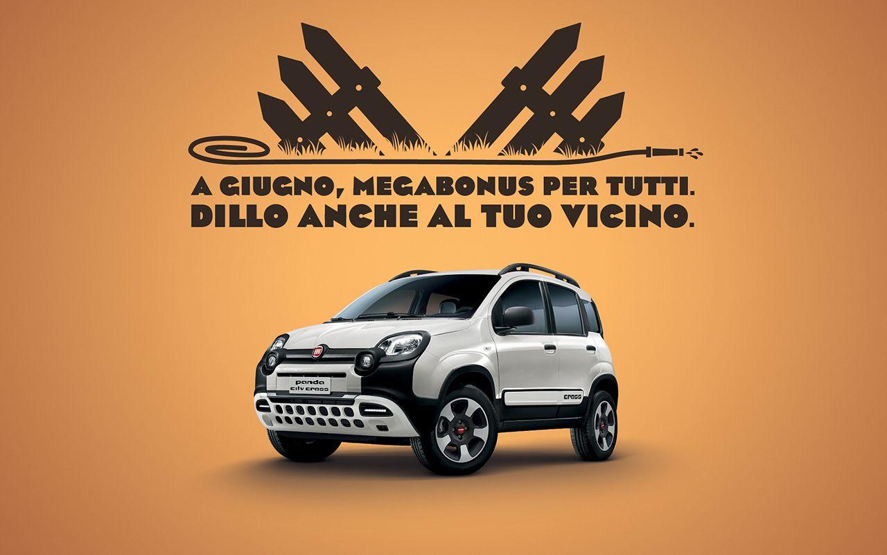 MegaBonus Fiat giugno 2019