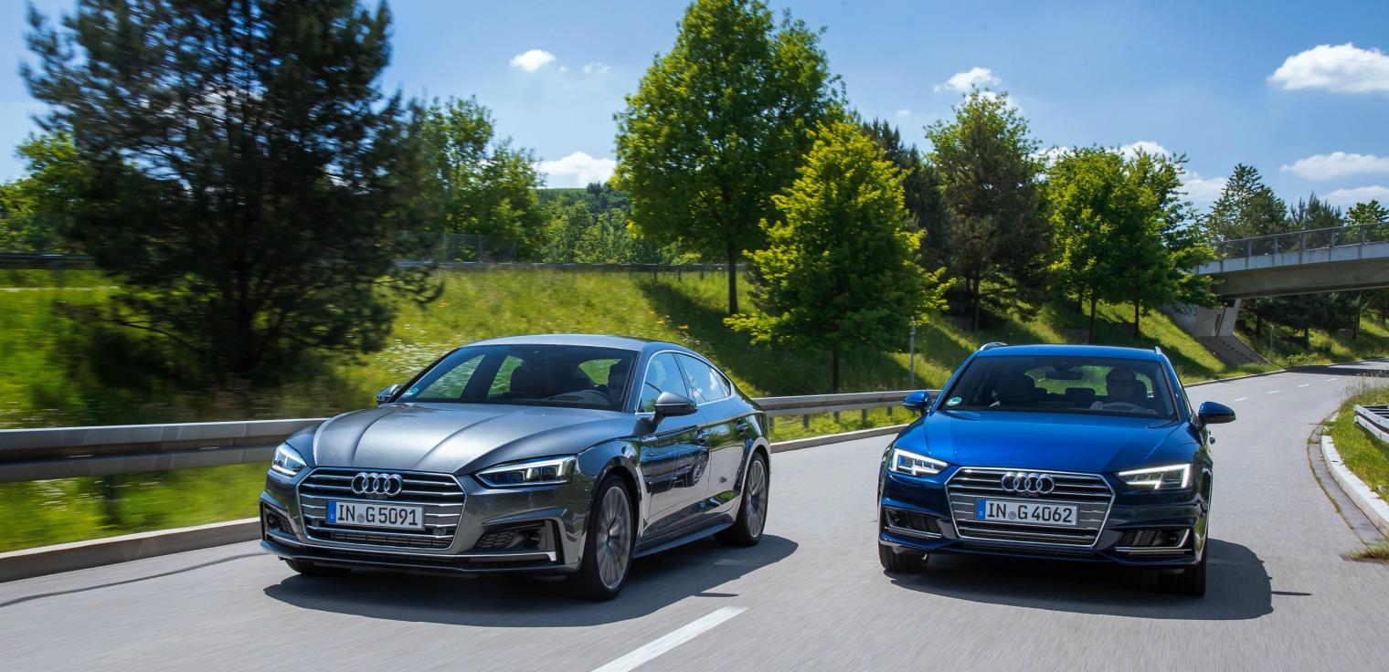 nuova Audi A5 Sportback g-tron 2019