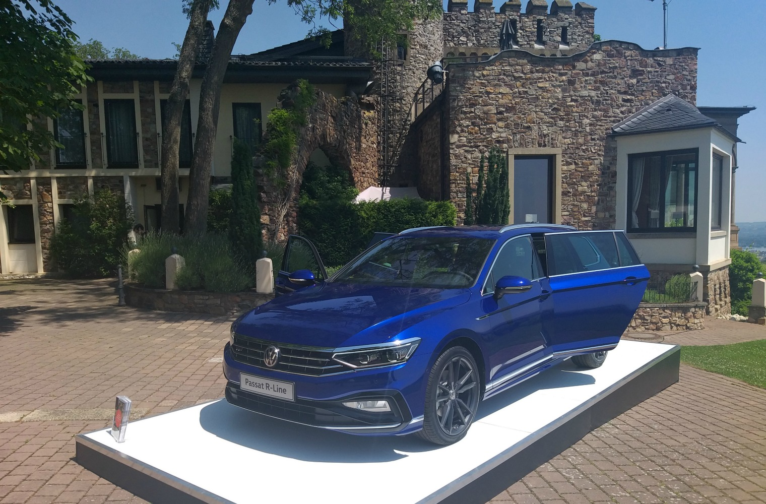 nuova Volkswagen Passat 2019 Francoforte