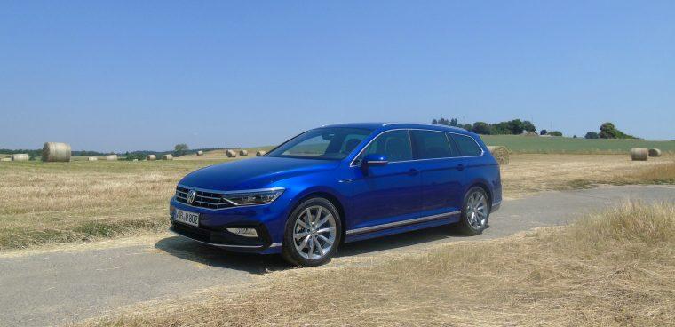 nuova Volkswagen Passat 2019 statica