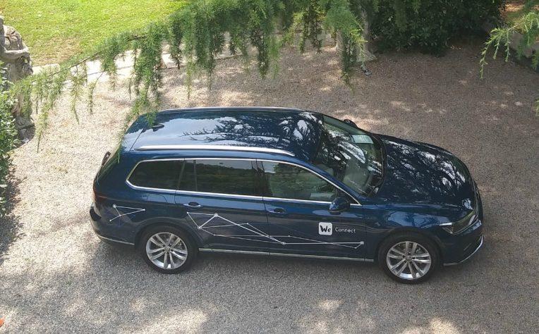 presentazione nuova Volkswagen Passat 2019 Villa Federica Besana Brianza