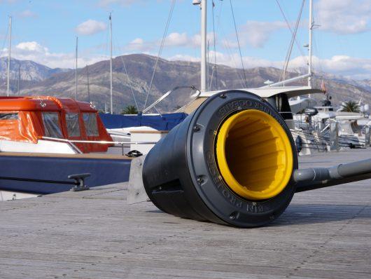 Seabin per il progetto PlasticLess di LifeGate e Volvo