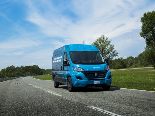 Il test drive in anteprima del nuovo Fiat Ducato 202