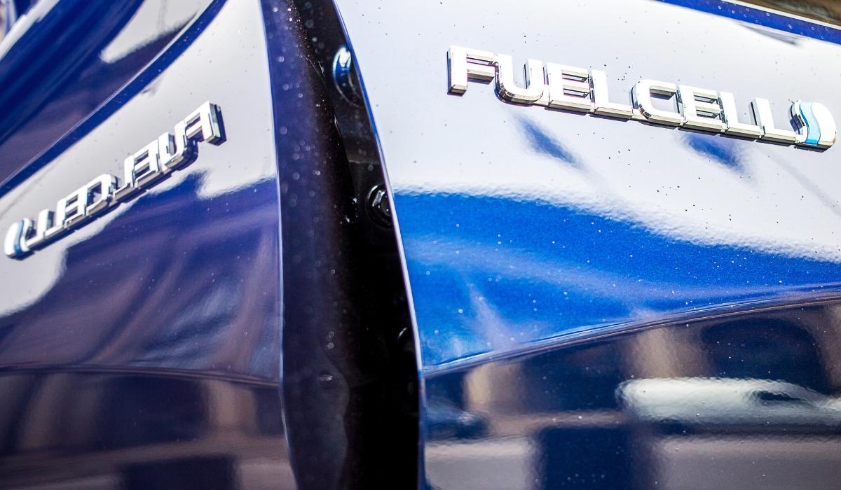 Auto a idrogeno fuel cell